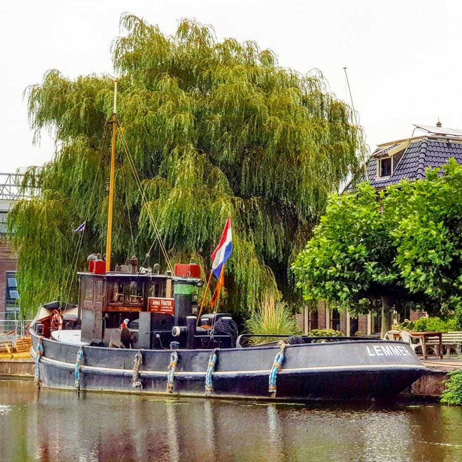Lemmer boat